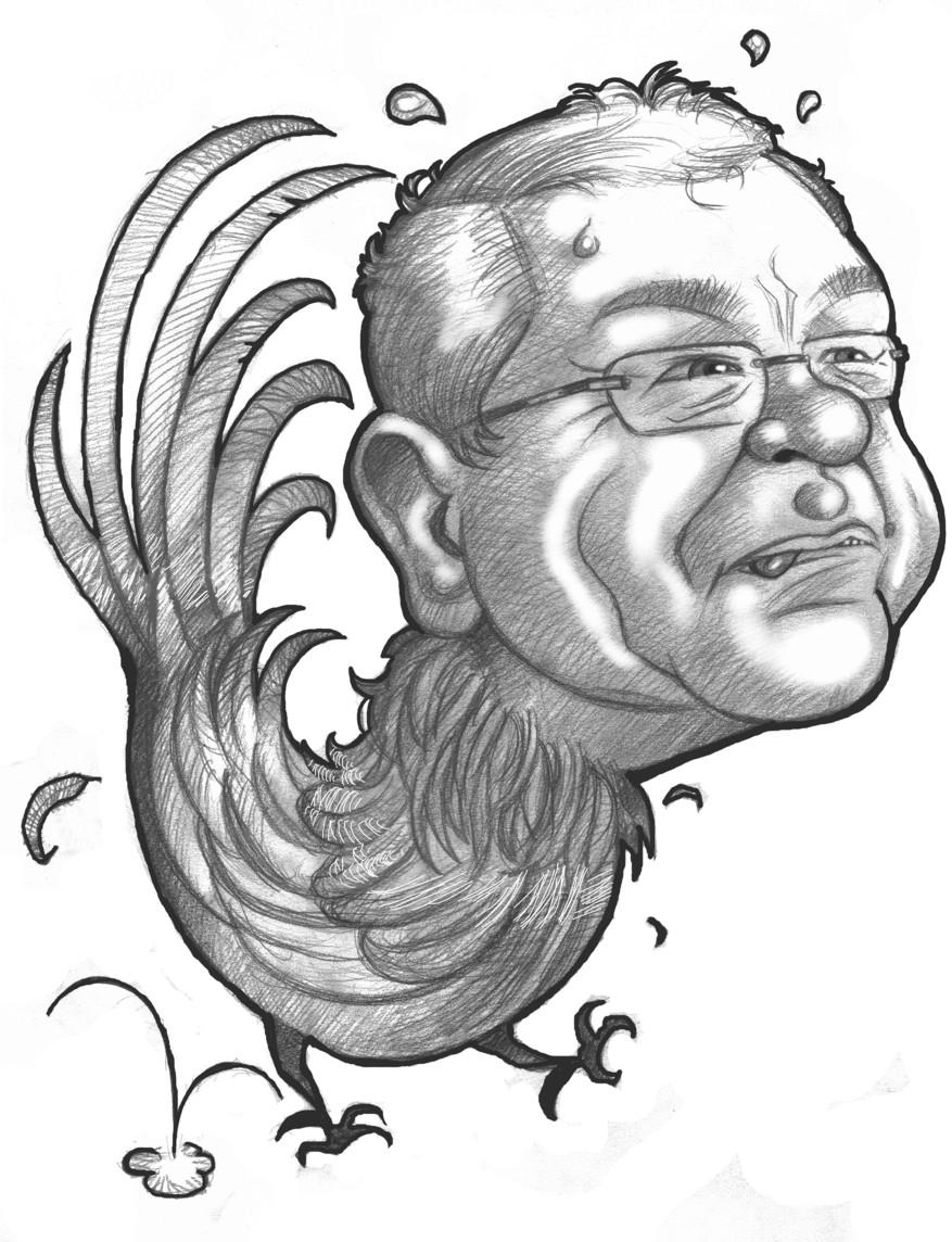 Su señor a Miguel Cabrera Pérez-Camacho