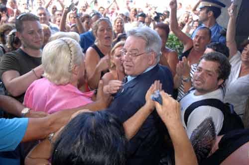 Marcos Brito, alcalde por cuarta vez
